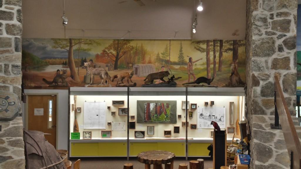 Ansonia Nature Center Pavilion
